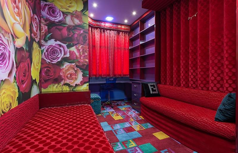дизайн квартиры зал фото