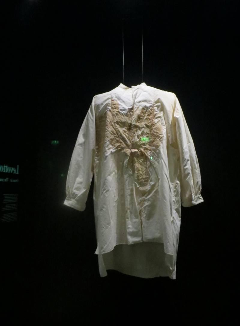 Герой-террорист, или Окровавленная рубашка
