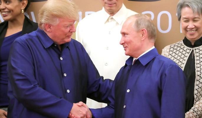 Самодур Трамп влюблен в Путина