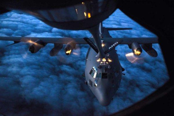 Самолёты США в Сирии ослепли…