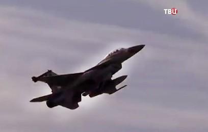 У побережья Сирии пропал российский Ил-20