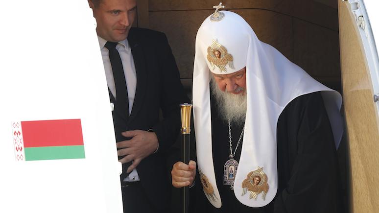 Rzeczpospolita: Белоруссия осталась последним бастионом московского патриарха