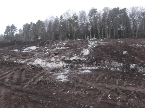 Закрытую во Владимирской области свалку рекультивируют опасными материалами?