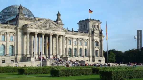 В бундестаге рассказали о влиянии антироссийских санкций на экономику Германии и о российском Крыме