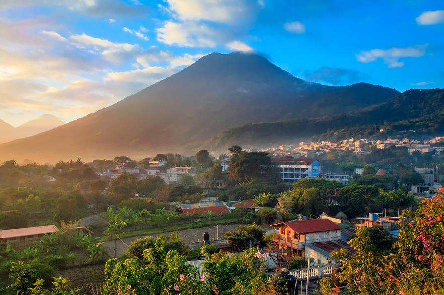 10 высочайших вулканов в мире