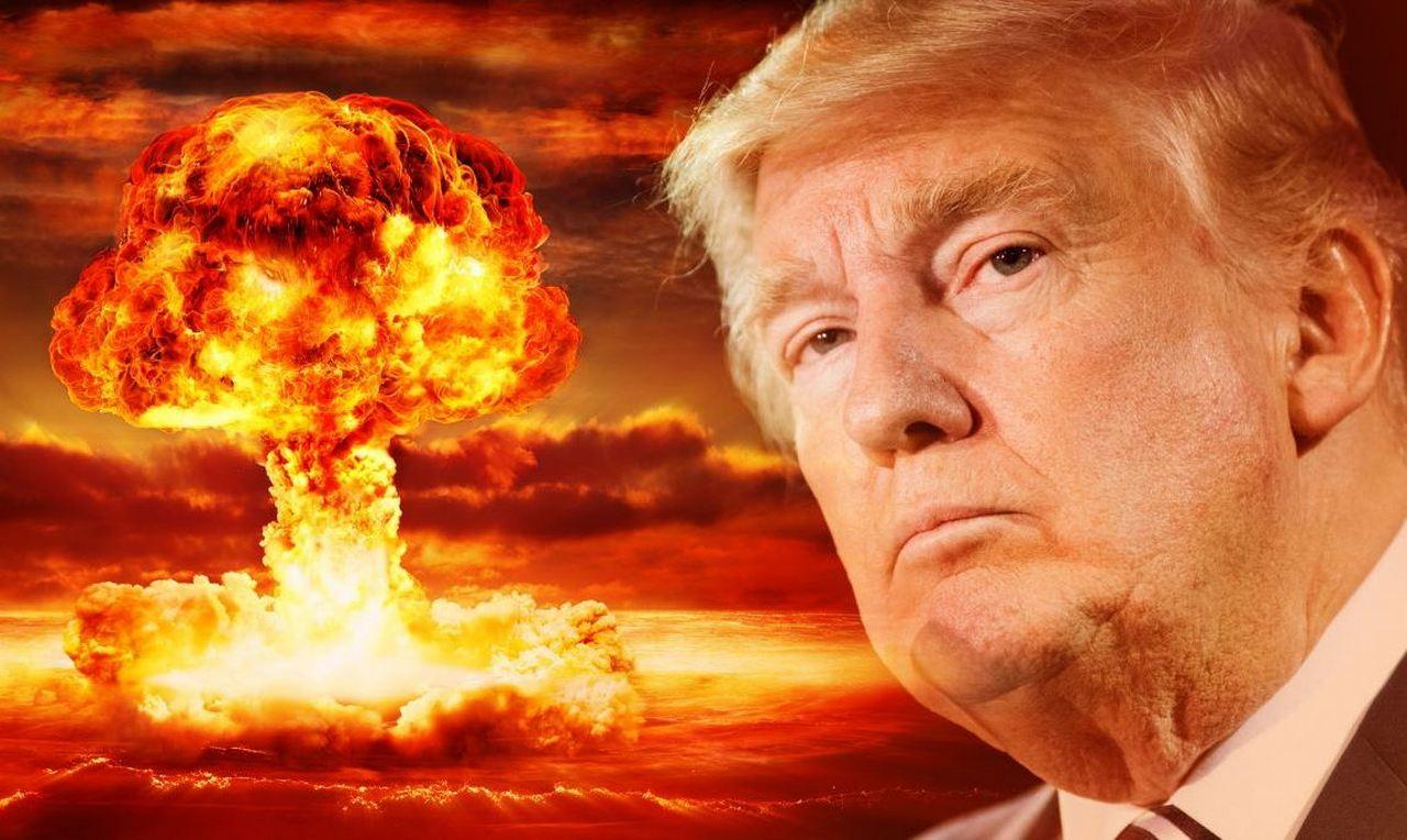 Обезумевший Трамп пригрозил России третьей мировой