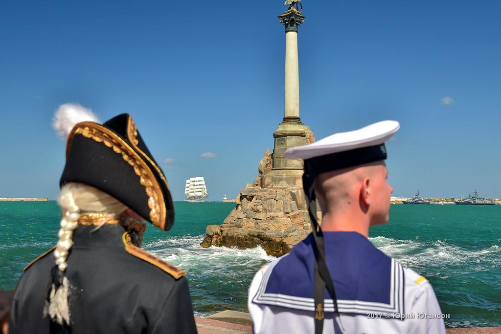 Черноморскому флоту - 235!
