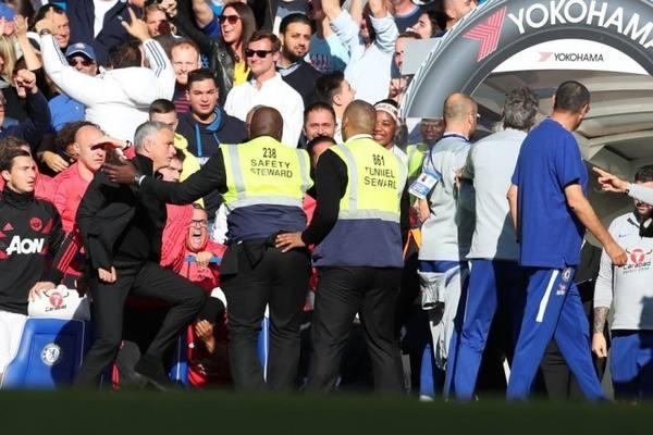 Футбольная ассоциация Англии может наказать Моуринью