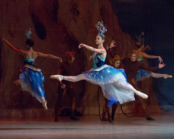 Балеты о любви в Мариинском театре
