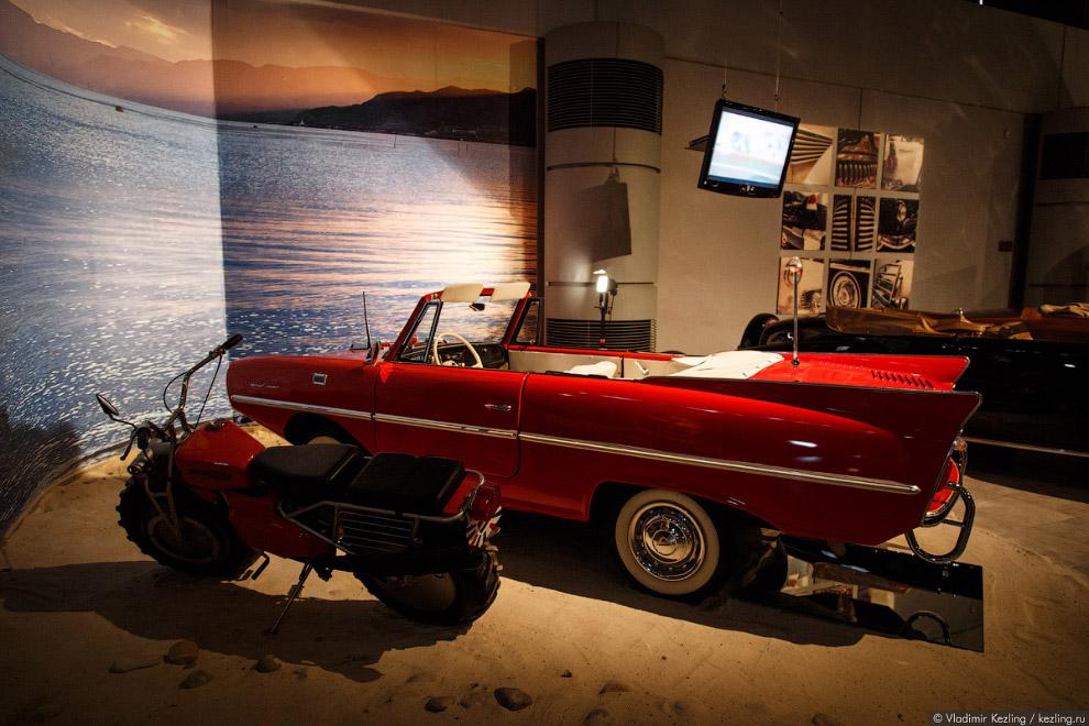 Королевский автомобильный музей в Иордании
