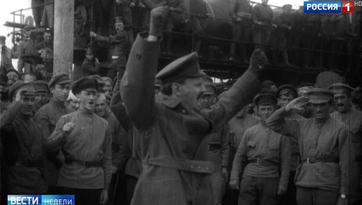 Россия вспоминает Гражданскую войну