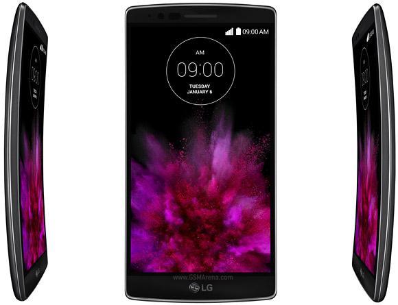 CES 2015: LG анонсировала смартфон G Flex 2 с изогнутым экраном и Snapdragon 810