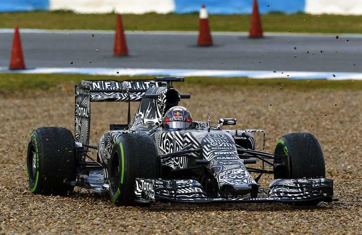 Как будут выглядеть болиды «Формулы-1» в 2015 году