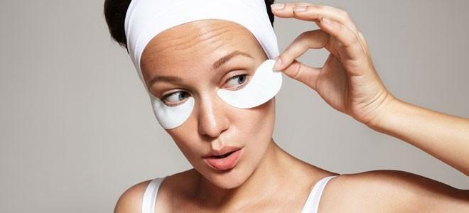 Патчи для глаз – перепрограммирование кожи.