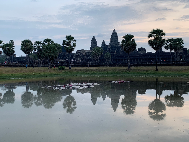 Postcard from Cambodia