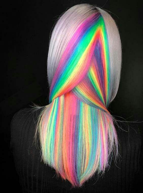 Неожиданная радуга
