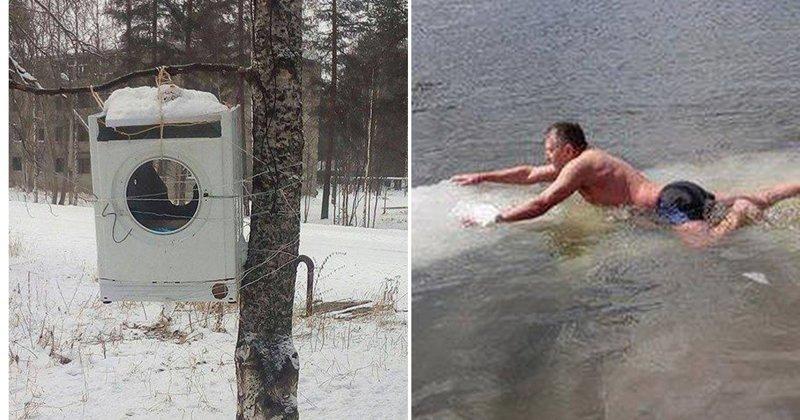 15 фото российской действительности, которые ужасают иностранцев