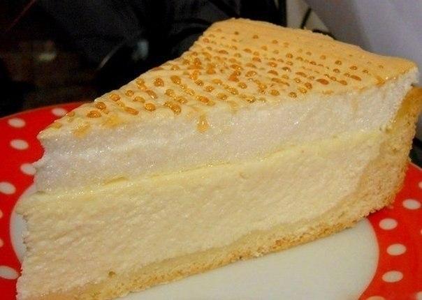 """Творожный торт """"Слезы ангела"""""""