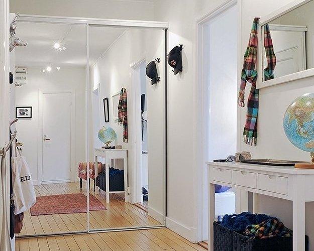 Как использовать зеркала в маленьком пространстве: 5 советов от дизайнера Марии Дадиани