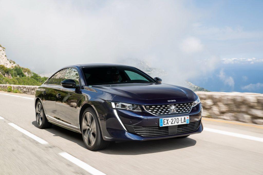 Новый Peugeot 508 для России: только лифтбек
