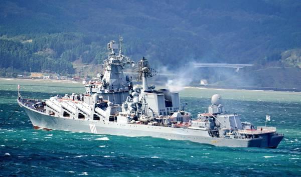 Российские и китайские военные моряки приняли участие в совместных маневрах