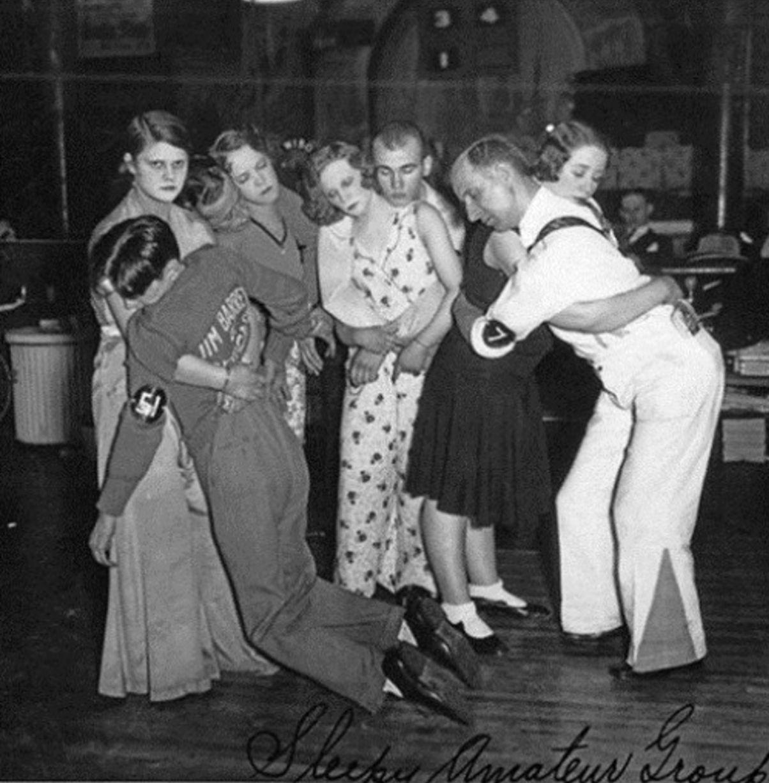 Танцы до упаду: танцевальные…