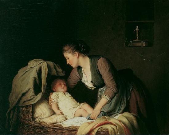 художник Иоганн Георг Майер фон Бремен (Johann Georg Meyer von Bremen) картины – 32