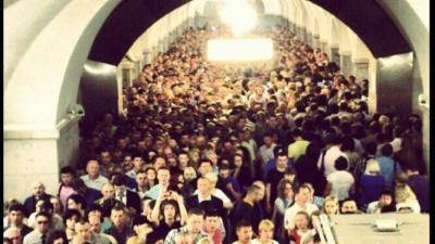 Пожар в московском метро добавил нагрузки сотовым сетям