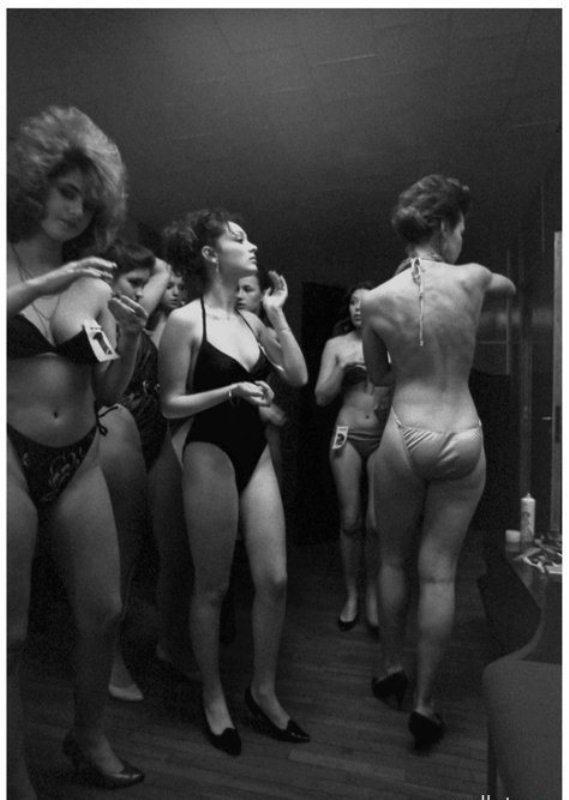 Девушки эпохи СССР
