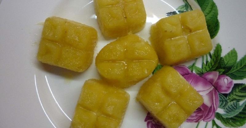 Имбирные конфеты с лимоном и мёдом — не только вкусно и полезно, но и удобно!