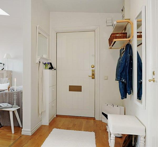 5 рекомендаций для тех кто хочет сэкономить место в прихожей