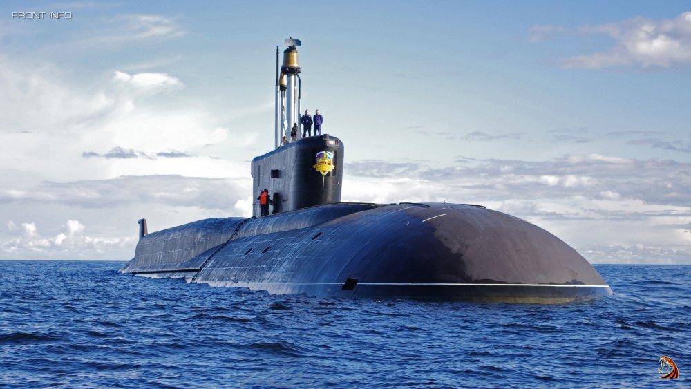 """Запад удивлен """"Куда делась подводная лодка русских?"""""""