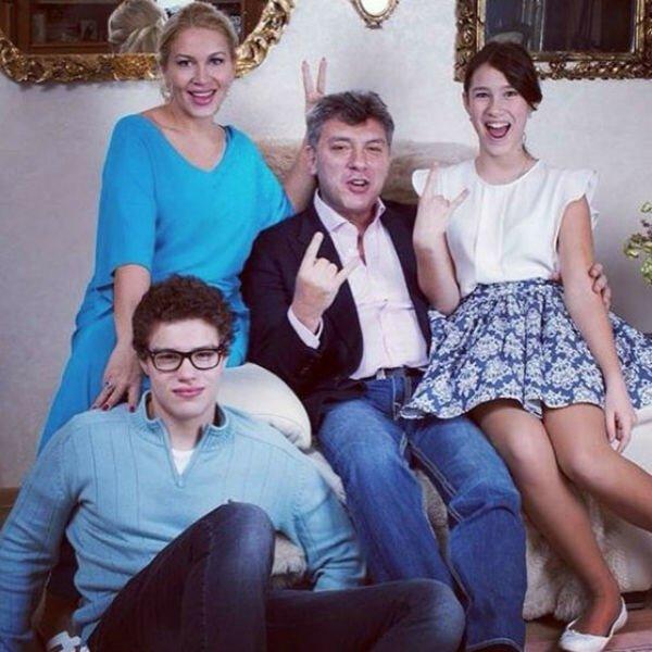 Борис Немцов и его многочисленные женщины деньги, звезды, наследство, родственники, скандалы, суд, тяжба