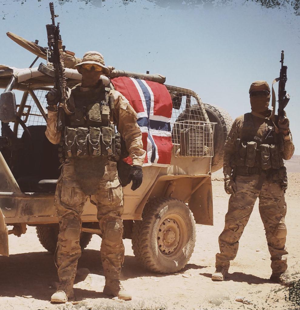 Скандинавы против ИГИЛ* в Сирии