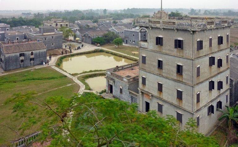 Diaolou07 Мой дом моя крепость