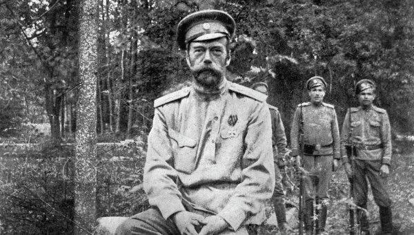 Как свергали Николая II: технологии смуты