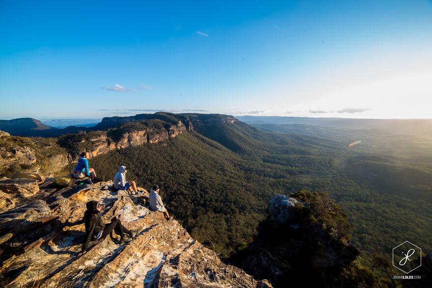 JohanLolos06 Захватывающие фотографии путешественника, проехавшего более 40 000 км по Австралии