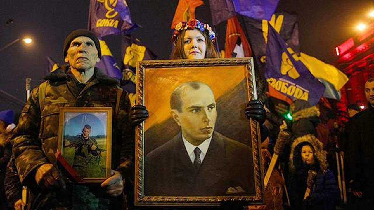 Месть Бандеры: сельский фашизм победоносно шагает уже по всей территории Украины