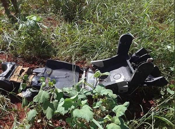Истребитель кубинских ВВС разбился в 40 км от Гаваны
