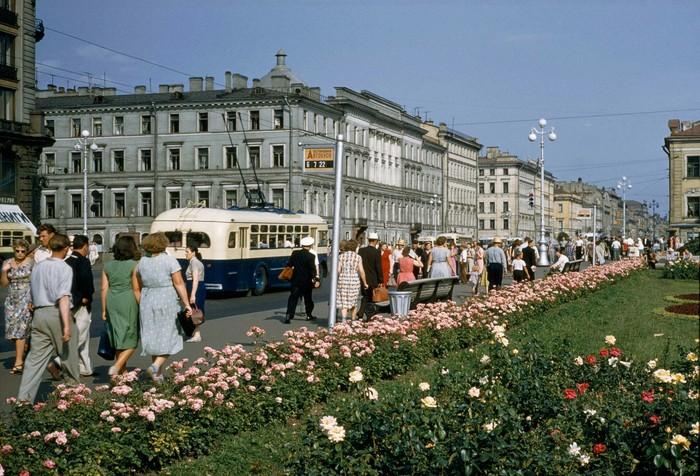 РСФСР в 1959 году История, СССР, Длиннопост, Фотография