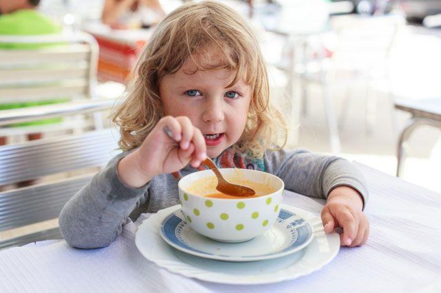 Дети, можно без супа! Какие …