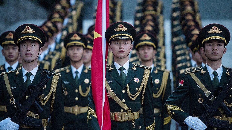 Китайские военные примут участие в учениях «Восток-2018» в Забайкалье
