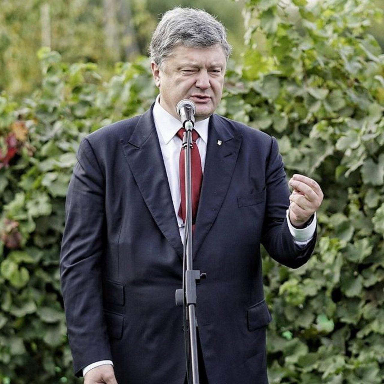 Порошенко, похоже, всё-таки «достал» Россию…