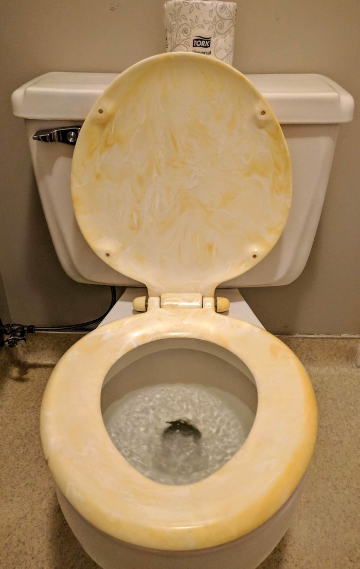 Yellow Marble...really?