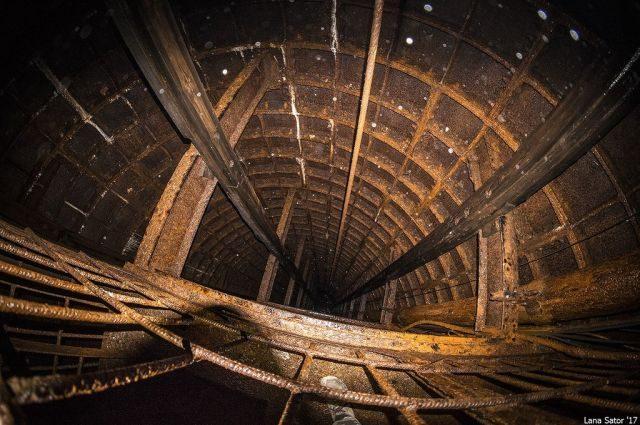 Крупное зернохранилище России, которое забыли