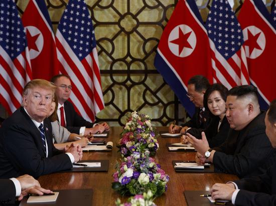 Саммит Трампа и Ким Чен Ына провалился: почему не договорились