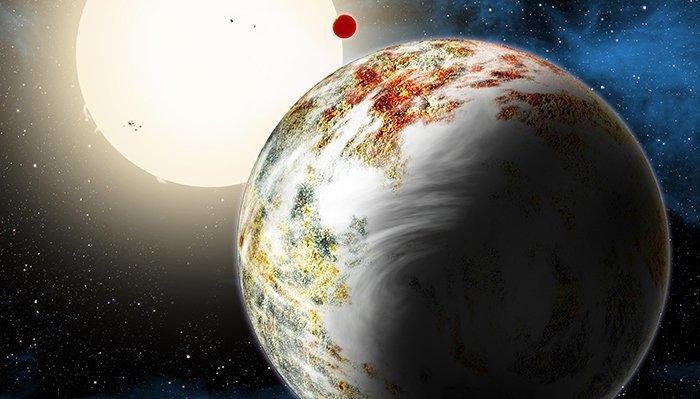 12. Kepler-10c - суперземля  вселенная, интересное, космос, подборка, экзопланета