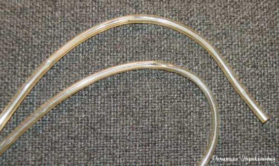 1214. Трубочная защита крючка от зацепов (незацепляйка). Технологии XXI века.