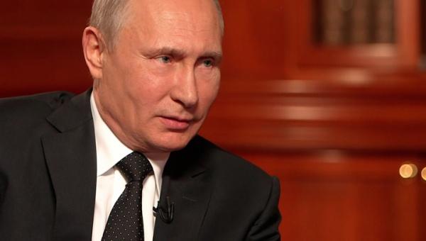 СМИ: Путин анонсировал полет наМарс в2019 году