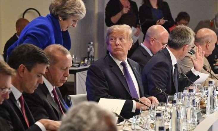 Проблема НАТО в том, что европейцы не хотят воевать